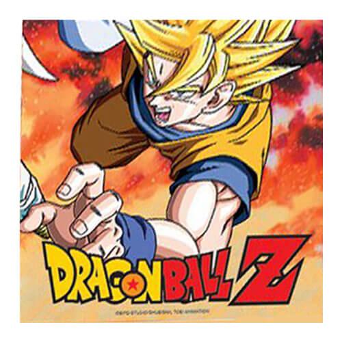 Set festa Dragon Ball Z 8 invitati