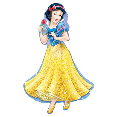 Palloncino Biancaneve Principessa Disney SuperShape 1 pezzo