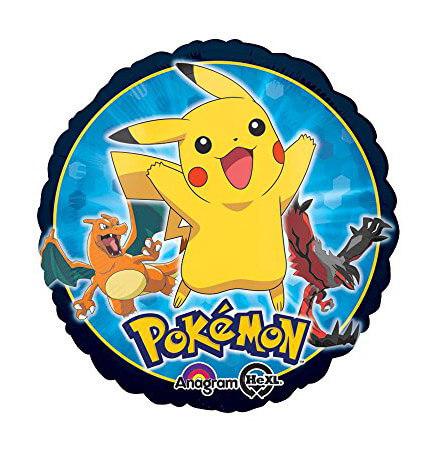 Palloncino Pokémon 45 cm  1 pezzo