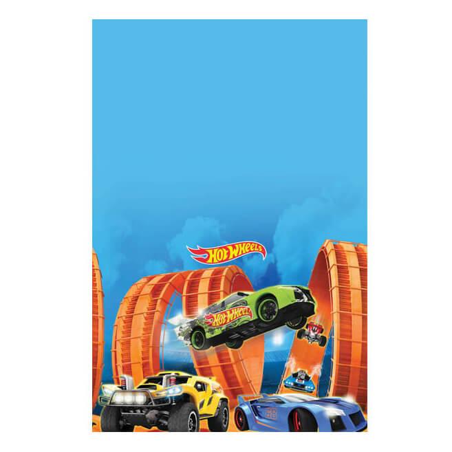 Tovaglia Hot Wheels 1 pezzo