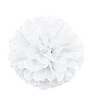 Pendenti fluffy bianco 3 pezzi