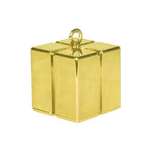 Pesino pacchetto oro per ancorare palloncini 1 pezzo