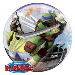 Palloncino Tartarughe Ninja Bubble 1 pezzo