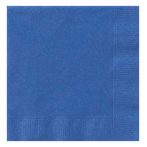 Tovaglioli blu 20 pezzi