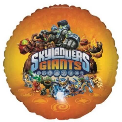 Palloncino Skylanders Giants 45 cm 1 pezzo
