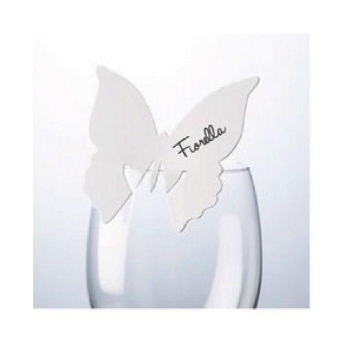 Segnaposto farfalla 10 pezzi