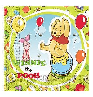 Tovaglioli Winnie the Pooh 20 pezzi