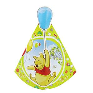 Cappellini Winnie the Pooh 6 pezzi
