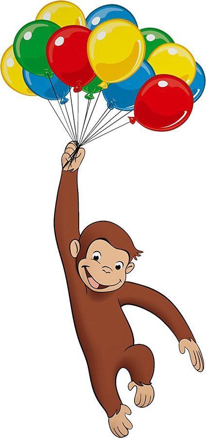 George la scimmietta più curiosa dei cartoni animati