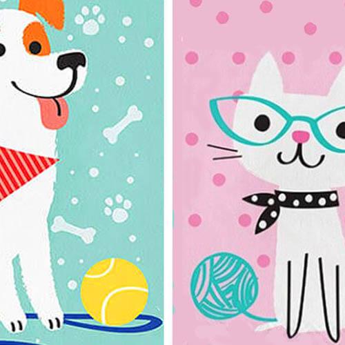 Amici al guinzaglio. Cani Gatti & Co.