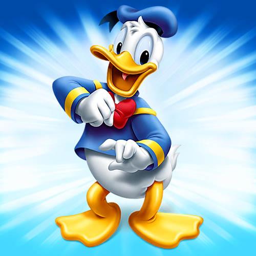 Paperino Disney