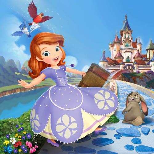 Sofia la Principessa Disney
