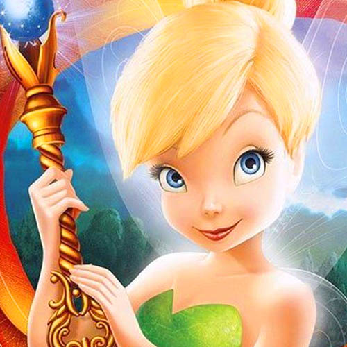 Campanellino Trilli Disney Fairies